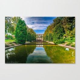 Reflecting Pools Canvas Print