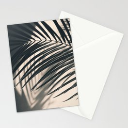 Gray Palm #2 Stationery Cards