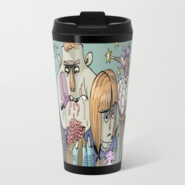 Storyteller's Circus  Travel Mug
