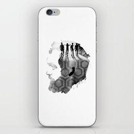 Stanley Kubrick iPhone Skin