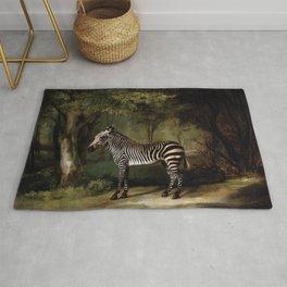 George Stubbs - Zebra Rug