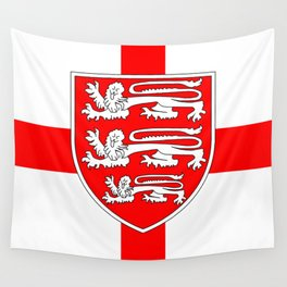 Saint Georges Day Wall Tapestry