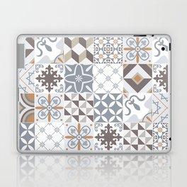 Azulejos Lisbon Portugal Laptop & iPad Skin