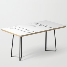 Reaching up Coffee Table