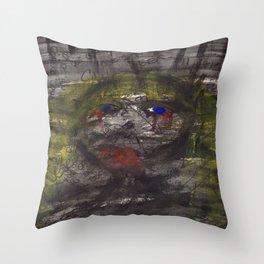 Culpa Throw Pillow