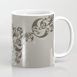 Anglo-Saxon Mirror Coffee Mug
