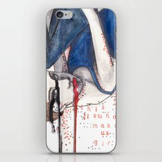 This is what makes us girls iPhone & iPod Skin
