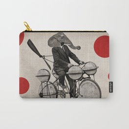 Anthropomorphic N°21 Carry-All Pouch