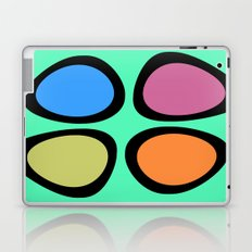 Colorful Easter Eggs Laptop & iPad Skin