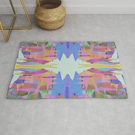 Colorfall Pattern Rug
