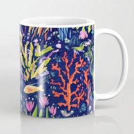 Ocean Blue Coffee Mug
