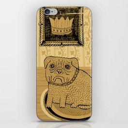 Princess. French bullmastiff iPhone Skin