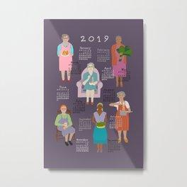 Grandmas Metal Print