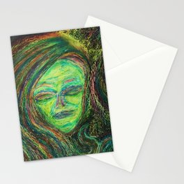 Hypnos, The Sleeper Stationery Cards
