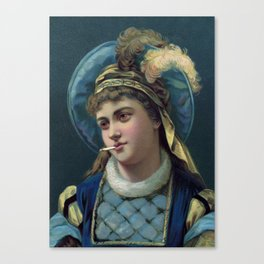 Her Royal Highness Canvas Print