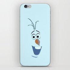 Olaf (Frozen) iPhone & iPod Skin
