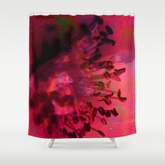 Summer Love in Bloom Shower Curtain