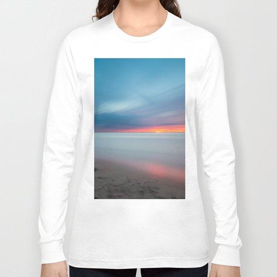 Sunset pastel #ocean Long Sleeve T-shirt