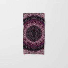Rosewater Tapestry Mandala Hand & Bath Towel