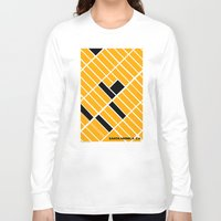 santa monica Long Sleeve T-shirts featuring Santa Monica Ca. by Studio Tesouro