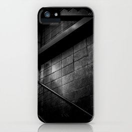 Lurking in the Shadows iPhone Case