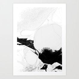 Flan OFFFMática portrait 3/3 Art Print