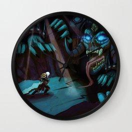 VS The Lich Wall Clock