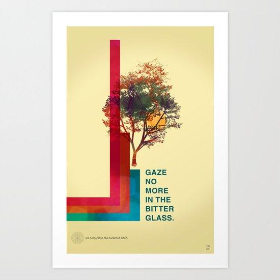 This Tree. Art Print