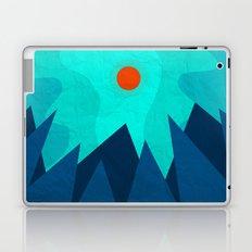 Wet mountains Laptop & iPad Skin