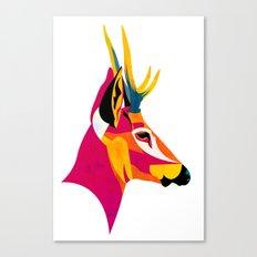 huemul Canvas Print