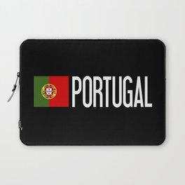 Portugal: Portuguese Flag & Portugal Laptop Sleeve