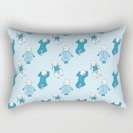Hi Christian! Rectangular Pillow
