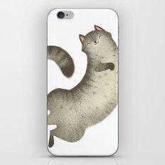 Happy Kitty iPhone Skin