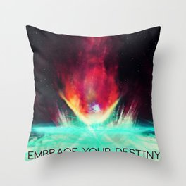 Final Fantasy VII - Destiny Throw Pillow