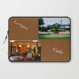 Le Spice Cafe Laptop Sleeve