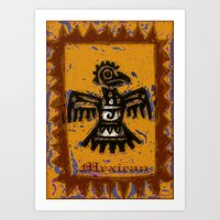 mexican Art Prints featuring Mexican design by LoRo  Art & Pictures