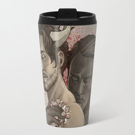 Devil's Embrace Travel Mug