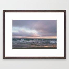 Redondo Beach, CA.  Framed Art Print