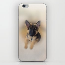 German Shepherd iPhone Skin
