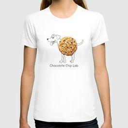 Dog Treats - Chocolate Chip Lab T-shirt