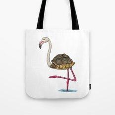 Flamingoise Tote Bag