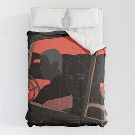 I met the devil Comforters