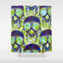 Venemous Shriek Shower Curtain