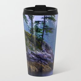 Ice Age Wonder - West Coast Art Travel Mug