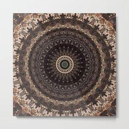 Some Other Mandala 78 Metal Print