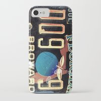 florida iPhone & iPod Cases featuring Florida by Vivian Fortunato