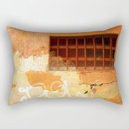 Sunset in Italy Rectangular Pillow