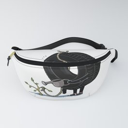 Good Things Come To Those Who Wait Fanny Pack