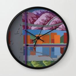 Another Season Wall Clock