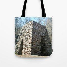 Coopers's Furnace in Cartersville GA Tote Bag
